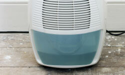 Dehumidifiers remove excess moisture from the air to keep your home smelling fresh and feeling comfortable.