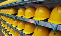 Hard hats will save getting smacked in the head with flying debris.