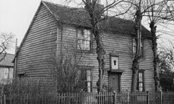 Pictured here is the House of Chalk in the village of Chalk, Gravesend, where British writer Charles Dickens spent his honeymoon in 1836.