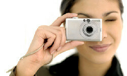 Digital cameras let you see your photographs instantly.