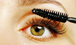 Many professional makeup artists use a drugstore brand mascara.