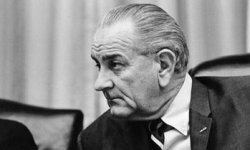 President Lyndon Baines Johnson's reelection helped redefine the political campaign ad.