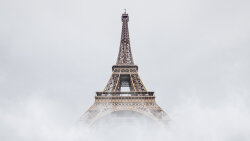 Shhh! Don't Tell. There's a Secret Apartment Atop the Eiffel Tower