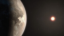 Nearby Earth-sized Alien World Orbits 'Quiet' Star, Boosting Habitable Potential