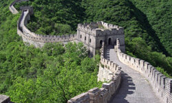 The Great Wall of China could be up for the winner of longest restoration project ever.