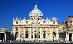 Due to extravegant materials and an extended timeline, St. Peter's Basilica was one of the most expensive buildings of its time.