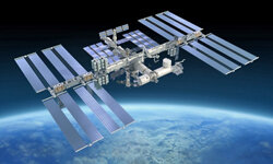 Expensive restorations went out of this world with all the work done to the International Space Station.