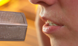 Longer strings of words and sentences present challenges to voice recognition software.