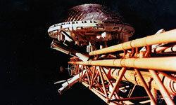 Biospheres in space!