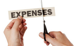 Slash those expenses -- and your stress along with them.