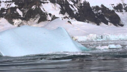 What Causes an Iceberg to Flip?