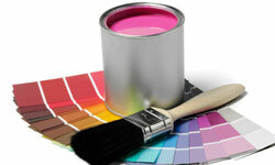 Color without commitment: Most hardware stores offer sample-sized cans of paint for just a few dollars, so you can test drive a bold color without buying a full gallon.
