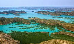 Broome, Buccaneer Archipelago, Australia