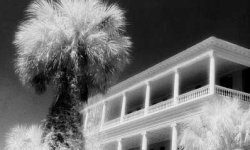 Charleston, South Carolina's well-preserved historical architecture creates the perfect backdrop for ghostly visions.