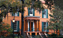 The Sorrel-Weed House is one of Savannah's biggest draws for ghost hunters.