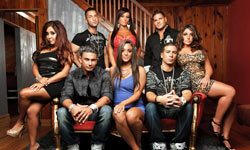 """MTV premiered its hit series """"Jersey Shore"""" in 2010 in more than 30 countries."""