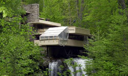 Many call Wright, who designed the now-famous Fallingwater, the pioneer of green design. See more home design pictures.
