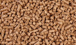 Biomass is sustainable and cheaper than fuel oil, propane and natural gas.