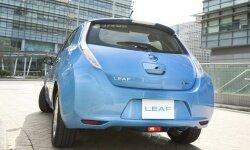Hybrids like the Prius aren't going to do you any tax favors, but plug-ins like the Leaf may.