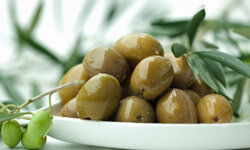 The pit of an olive can wreak havoc on your teeth.