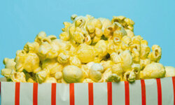 Opt for a different treat when you go to the movies.