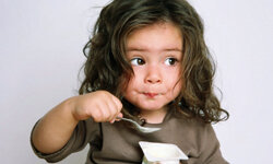 Keep your child's health in check with good eating habits. See more food proportion pictures.