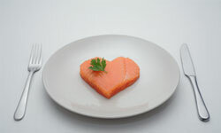 Heart healthy food can help lower your blood pressure. See more heart health pictures.