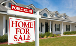 Foreclosures might not always be in the best shape.