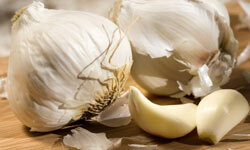 Garlic is pungent, but don't let that scare you off.