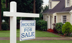 You may be selling your home for less than you had hoped, but you'll also be purchasing your new place in a buyer's market.