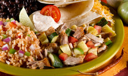 Texas put its own twist on Mexican cuisine.