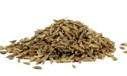 Caraway seeds stimulate digestion.