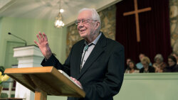 A Portrait of Jimmy Carter, America's Oldest Living President Ever