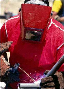 You won't get too far in the junkyard without at least one welder.