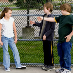 Practice scenarios with your kids and teach them what to say if someone offers them a cigarette.