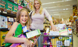 Just keep an eye on what goes in the cart, or your bill could be double what you expected!