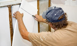 The better the insulation, the more energy efficient the home.