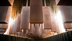 Alabama Memorial Remembers the 4,400-plus Who Were Lynched in the U.S.