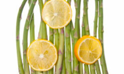 Lemon transforms this asparagus dish. See more pictures of vegetables.