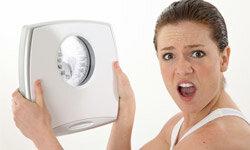 Don't let your waistline get too big.