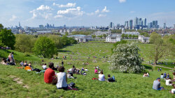 London Becomes the World's First National Park City