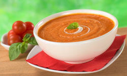 Got leftovers? This soup freezes well.