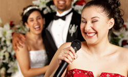 Nervous about your maid of honor speech? We've got the cure.