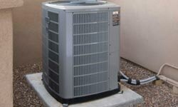 Simple maintenance can greatly extend the life of a central air conditioner.