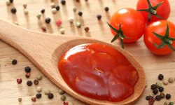Tomato puree is easy to make and an important part of every cook's repertoire. See more international tomato dishes pictures.