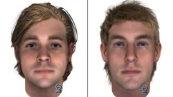 Composite Faces from  DNA Help Solve Cold Cases