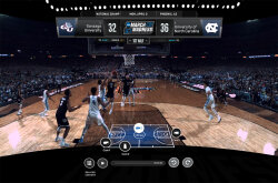 March Madness: A High-stakes Game for Virtual Reality