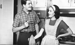 In the 1950s, there was a lurking sense that being a housewife wasn't all it was cracked up to be.