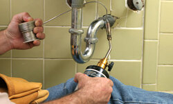 Leaky plumbing can cause more damage than just a high water bill.