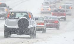 Image Gallery: Car Safety  What's the best way to stay safe when you can't wait out the storm? See more car safety pictures.